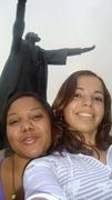 Leticia e eu