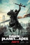 Dawn of the Planet of the Apes (2014) A growing nation of genetically evolved apes led by Caesar is threatened by a band of human survivors of the devastating virus unleashed a decade earlier.