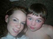 Ewan and Mum