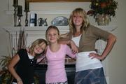 Wyatt and his big sisters
