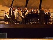 Josh in Choir 2008