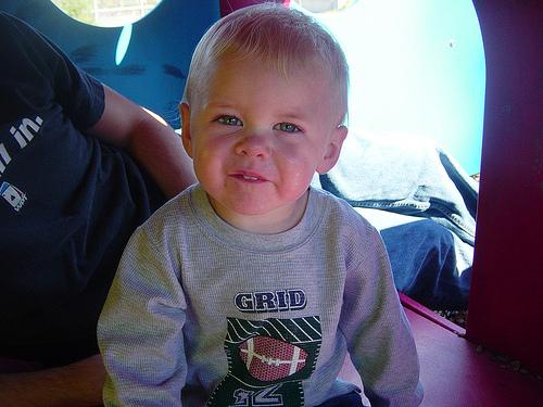 Logan so cute