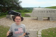 Matthew at Fort Knox, ME