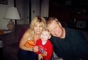 Me, Dan and Auntie Maureen