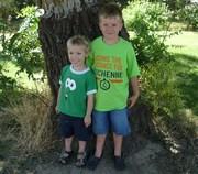 Levi & Aidan