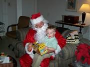 Me and Santa
