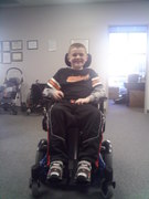 Fitting for Power Chair