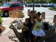 Aunt Kim and Michael
