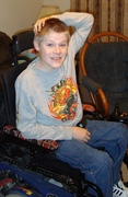 Justin age 11