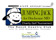 6th Annual Jumping Jack for Duchenne MD Charity Golf Tournament