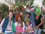 my crazy family!!
