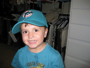 Go Dolphins! (My Dad's from Miami)
