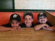 Leslie, Nate, Conner
