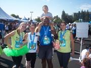 Disneyland half marathon
