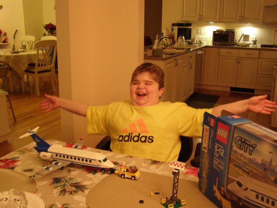 Happy Lego Kevin