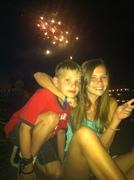 Kelsey & Riley July 2011