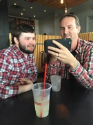 Lunch with Dad