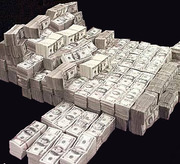 ourgv stack of money