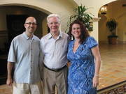 With Bob Proctor.