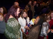Agape Choir Night - Chatting with Ricki Byers-Beckwith