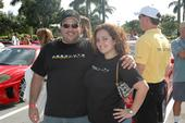 Tommy & Me at Exotic Car Toy Rally