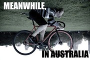 Cycling downunder