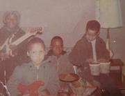 From left,Alfred,my brother P-love,Ronald and me,1965