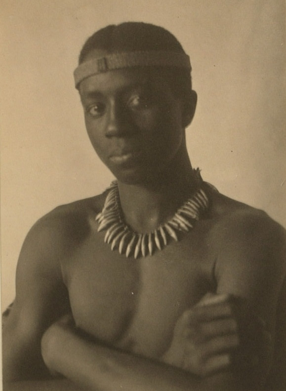 Wakanda Warrior 1940's