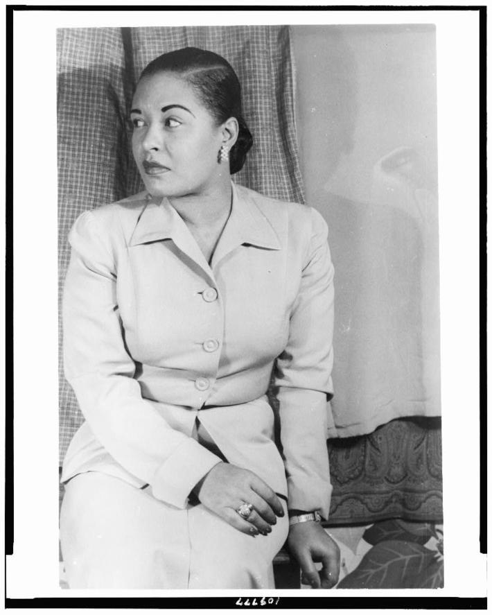Billie Holiday1