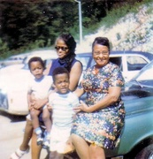 MAY 1973.. ME SKIP GRAM AND MAMA WIDDY