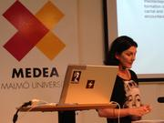 Jeannette Ginslov MEDEA Talks Capturing Affect with a handful of techne. AffeXity