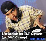 Unfadable: DJ Craze
