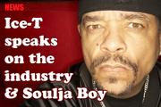 Ice-T speaks on the music industry & Soulja Boy