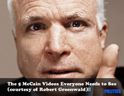 The 5 McCain Videos Everyone Needs to See