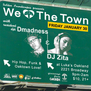 WE LOVE THE TOWN @ LUKA'S OAKLAND