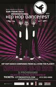 Micaya presents the 2012 San Francisco International Hip Hop DanceFest
