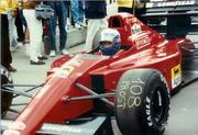 Alain Prost , USGP, Phoenix AZ 1990