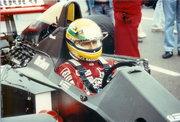 Ayrton Senna, USGP, Phoenix AZ 1990