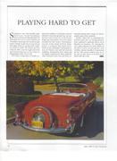 April 1994 Car Collector Article on 1955 Eldorado Single Page 001