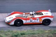 Rudi Lins and Dick Attwood - Porsche 908