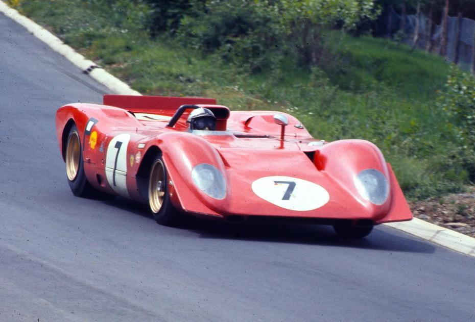 Pedro Rodriguez -  Ferrari 312P