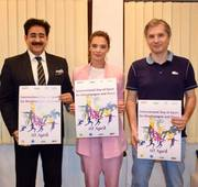 International Day of Sport for Peace Celebrated At Marwah Studios