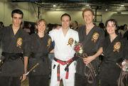 Karate Black Belt Ceremony