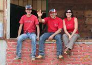 Federico, Renato and me