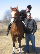 Kieffer, Kevin and I