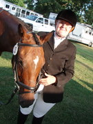 New Vocations Charity Horse Show 07015