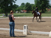New Vocations Charity Horse Show 07033