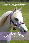 Horse books by Christine Meunier