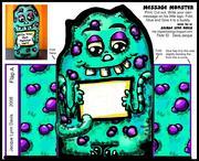 Message Monster