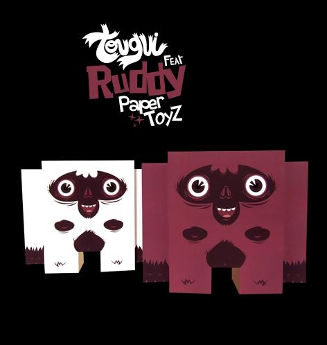 Ruddy is a Yeti!!